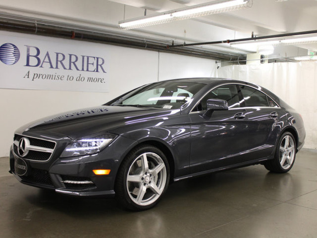 Image gallery 2014 cls for Mercedes benz cls price