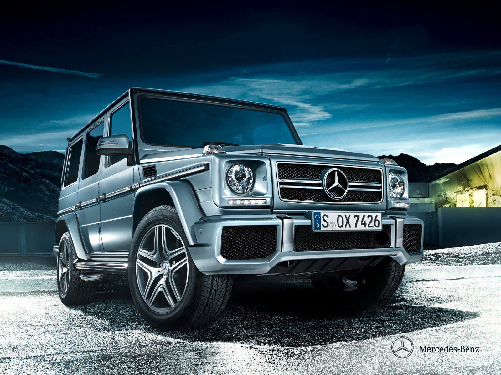 2014 mercedes benz g class blue 200 interior and exterior images. Cars Review. Best American Auto & Cars Review