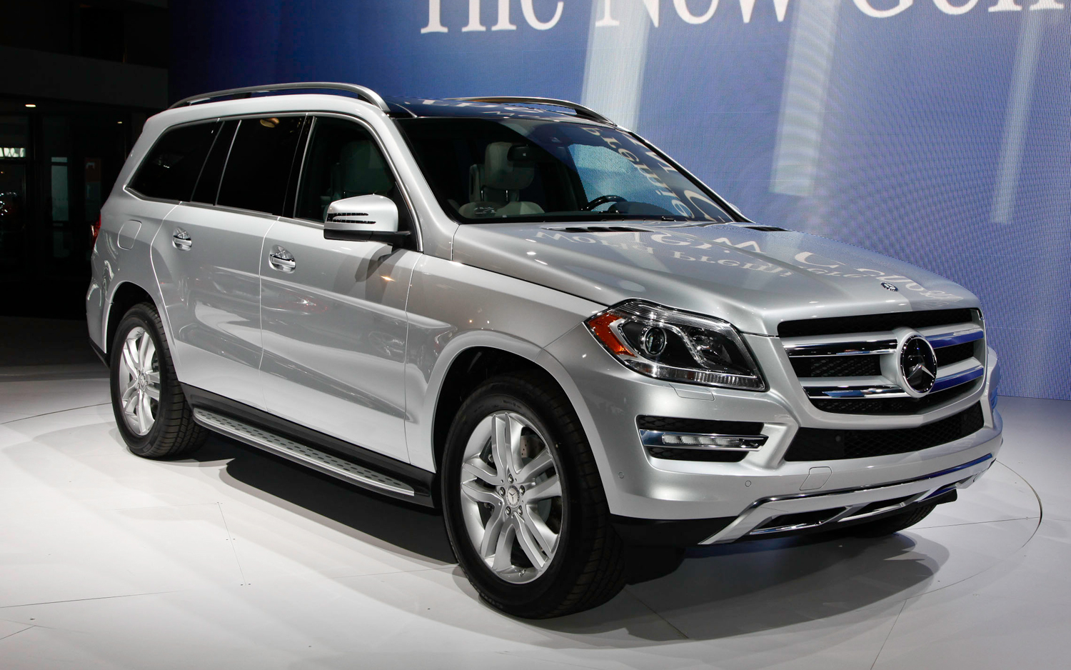 2014 mercedes benz gl class image 13 for 2014 mercedes benz gl450