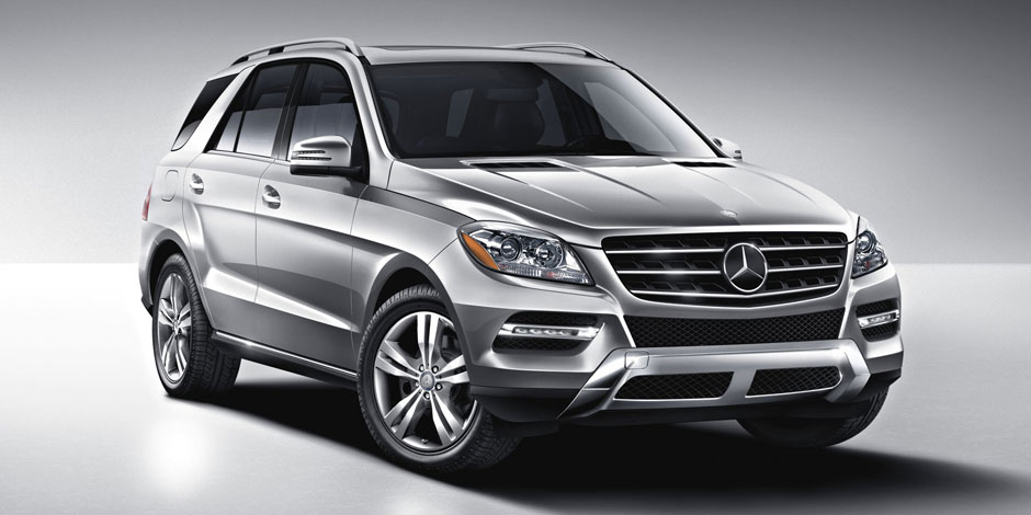 Permalink to 2014 Mercedes Benz M Class