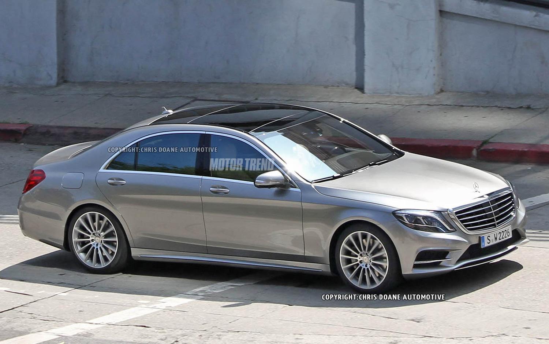 2014 mercedes benz s class image 18 for Mercedes benz 2014 s550
