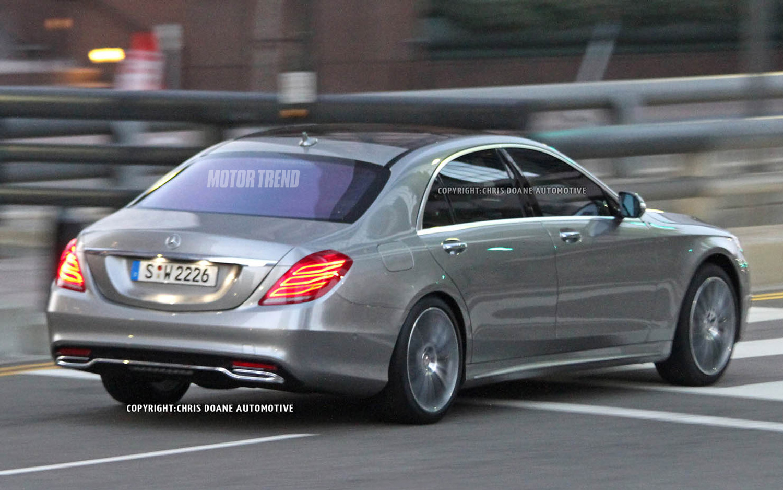 2014 mercedes benz s class image 17 for Mercedes benz 2014 s550