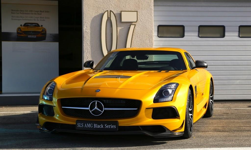 2014 Mercedes Benz Sls Amg Gt Image 10