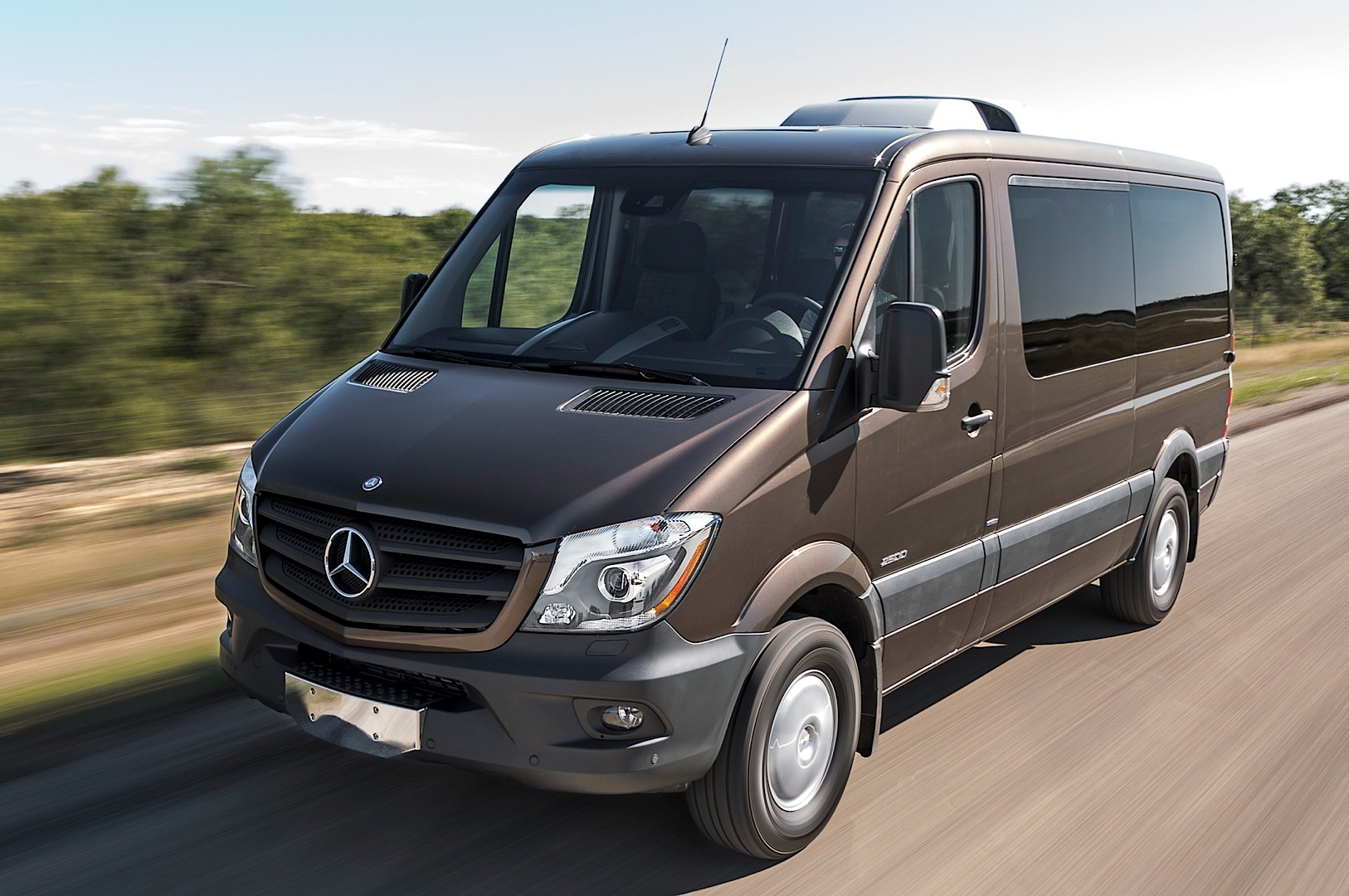 2014 mercedes benz sprinter image 13 for Mercedes benz sprinter 2014