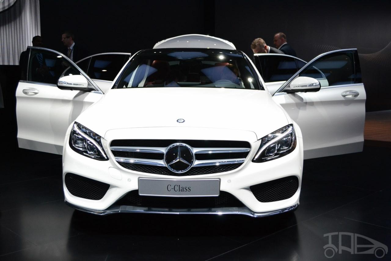 2014 mercedes benz c class image 12 for Mercedes benz 2014 c class