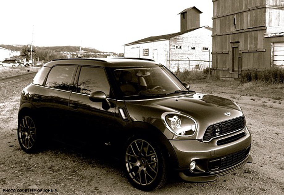 MINI Cooper Countryman #17