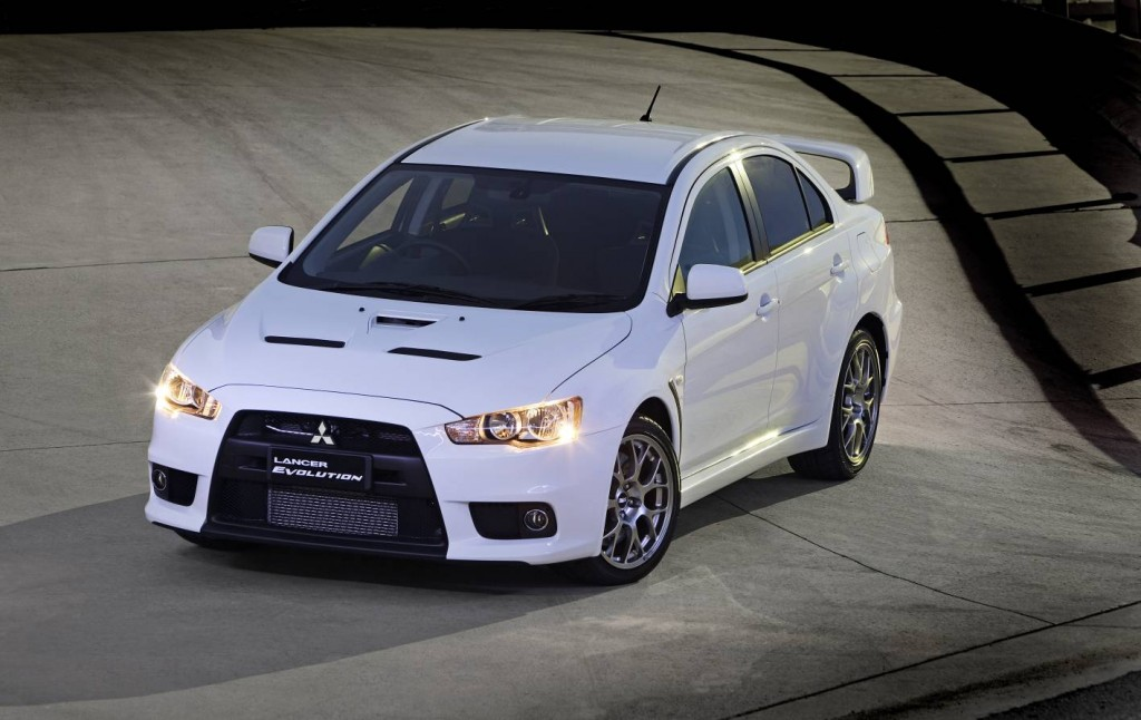 2014 Mitsubishi Lancer Evolution - Information and photos - ZombieDrive