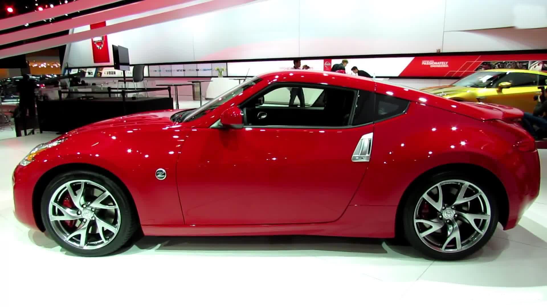 2014 Nissan 370Z #10 Nissan 370Z #10