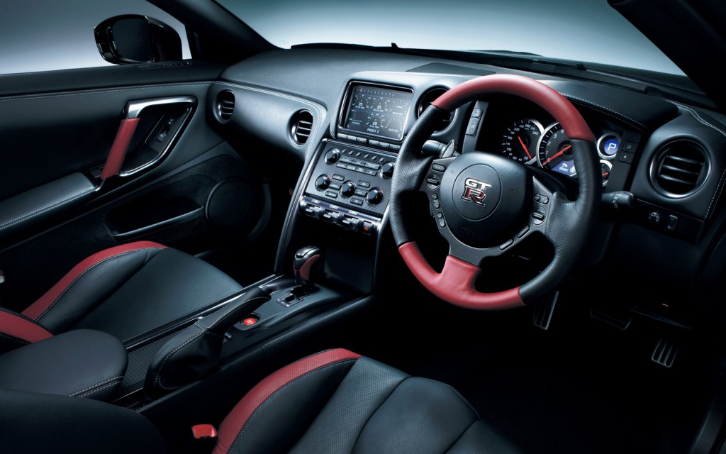 2014 Nissan GT R #19 Nissan GT R #19