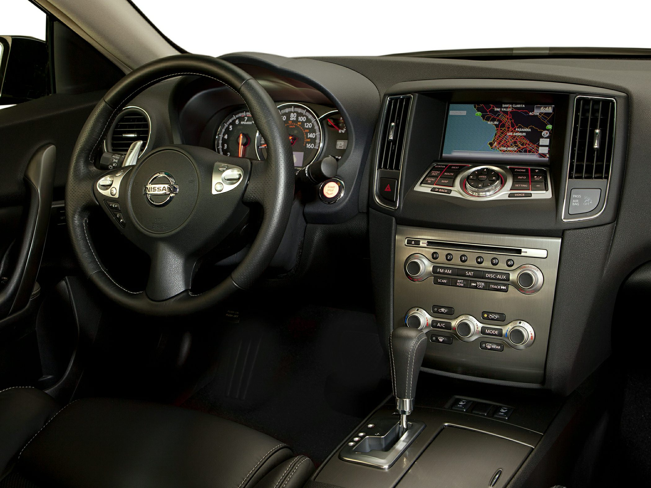 2014 Nissan Maxima - Information and photos - ZombieDrive