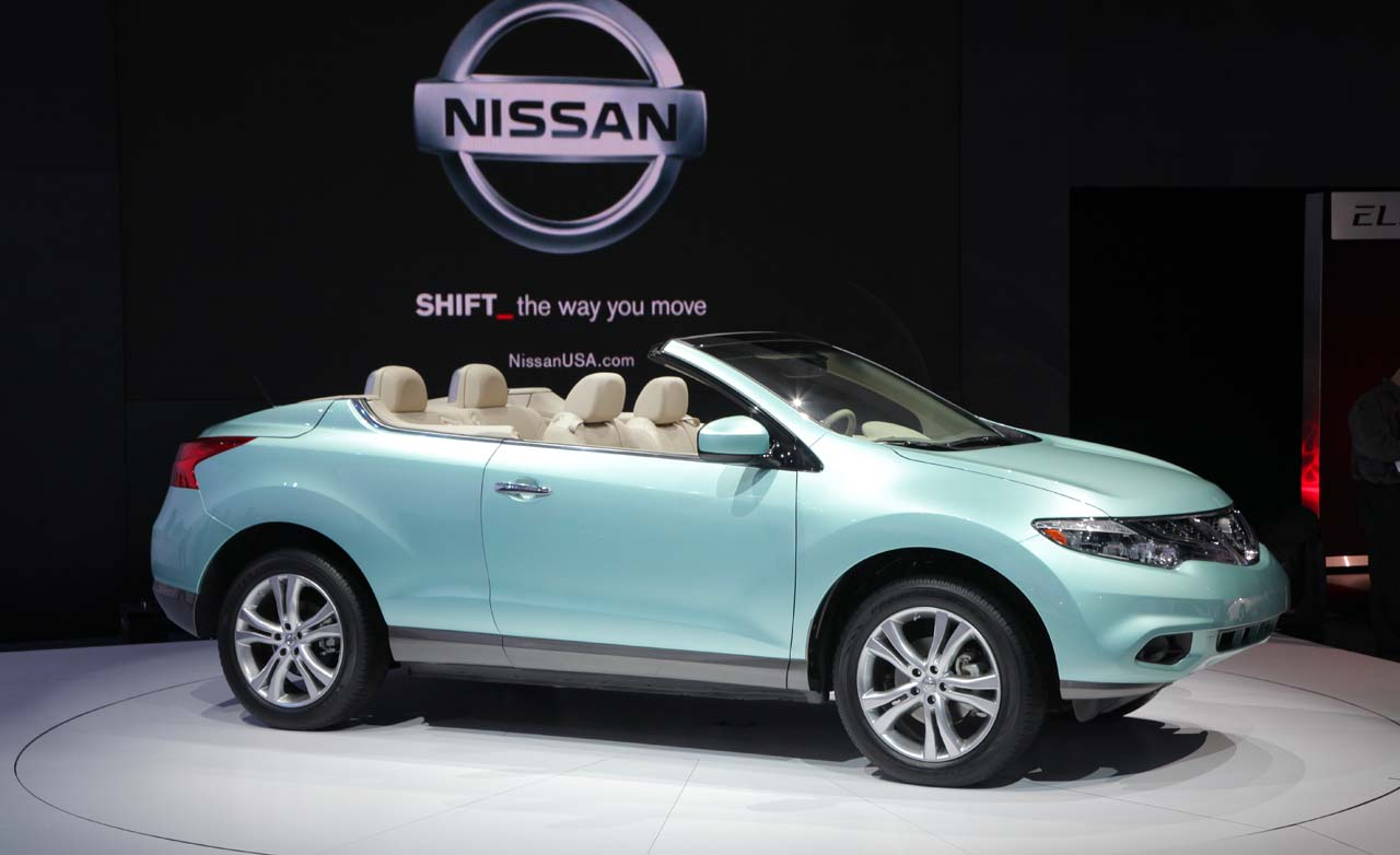2014 Nissan Murano Crosscabriolet Image 13