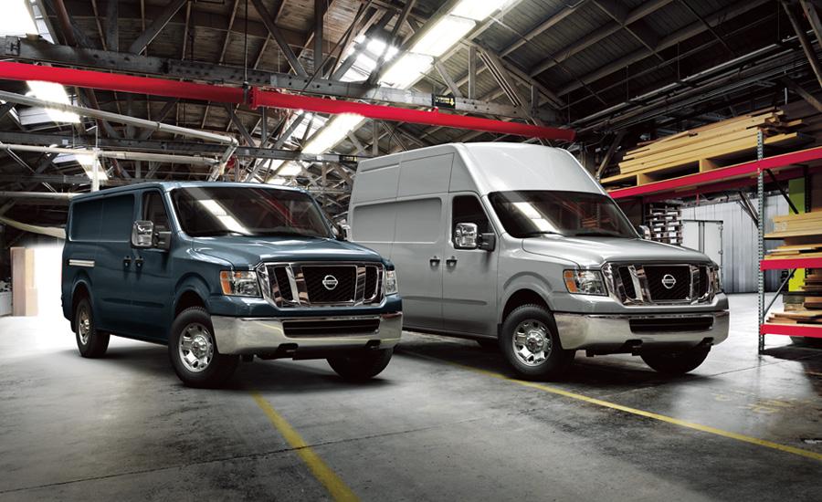 Nissan Cargo Van >> 2014 NISSAN NV CARGO - Image #16