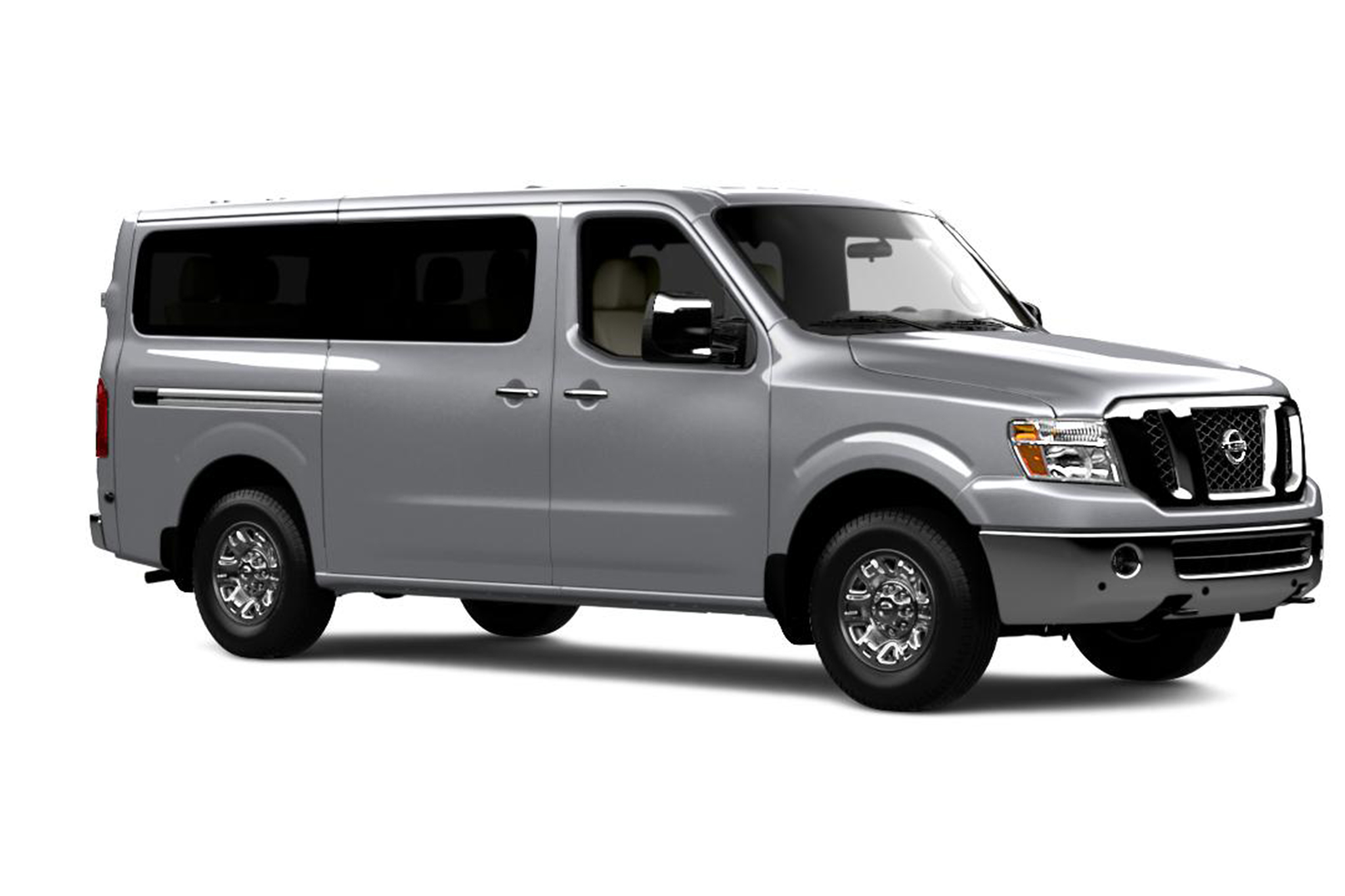 2014 Nissan NV Cargo Information and photos ZombieDrive