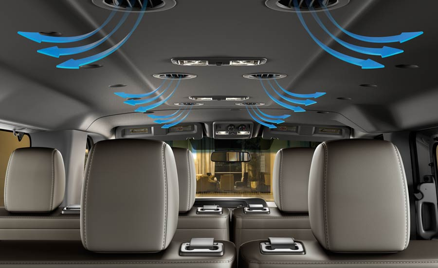 Nissan Nv Passenger >> 2014 NISSAN NV PASSENGER - Image #8