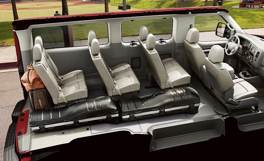 ... Nissan NV Passenger #1