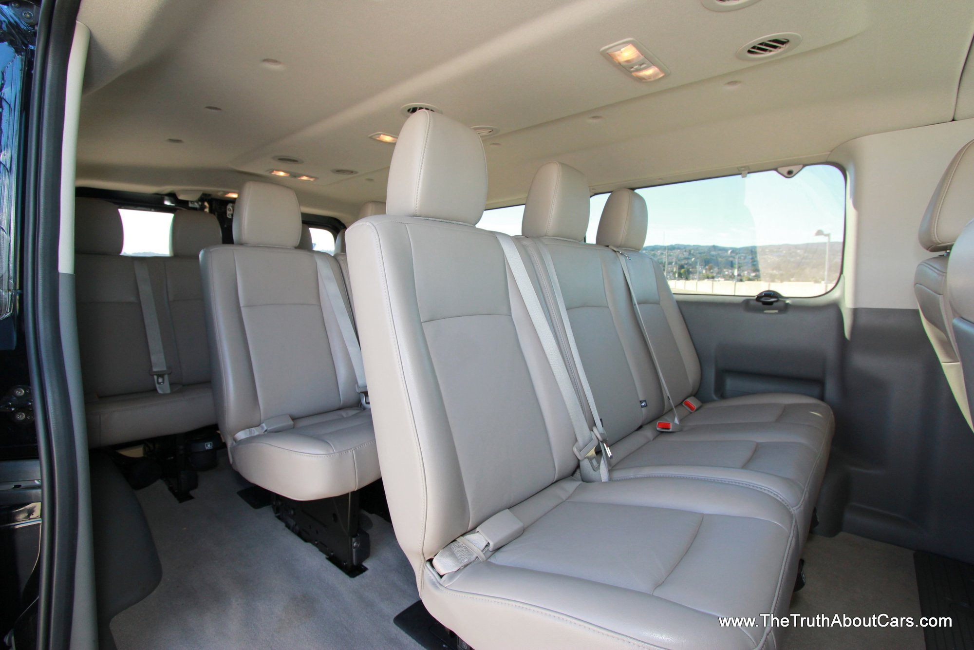 2014 Nissan Nv Passenger Information And Photos