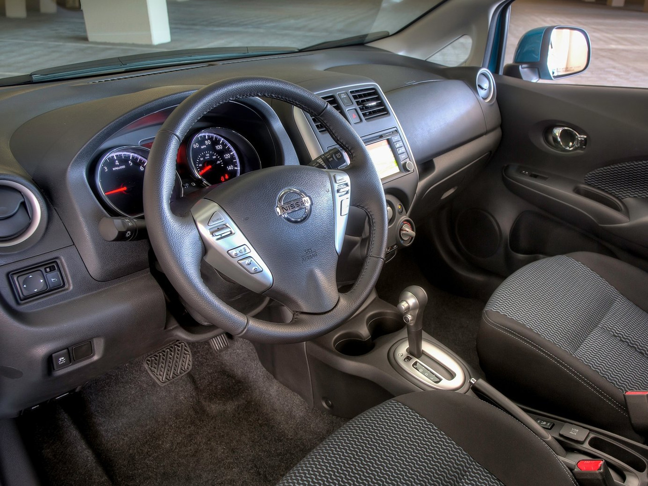 2014 nissan versa note information and photos zombiedrive 2014 nissan versa note 14 nissan versa note 14 vanachro Gallery
