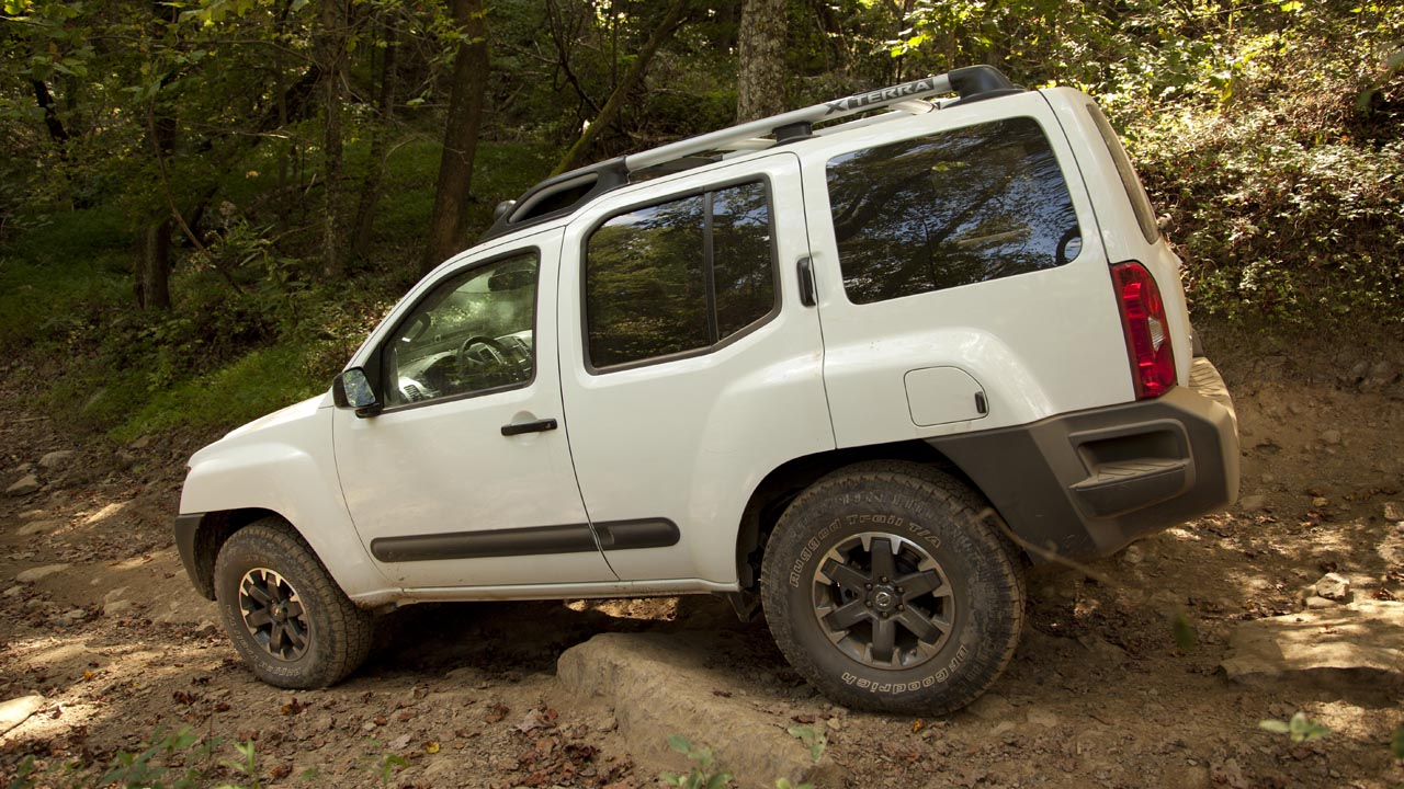 2014 nissan xterra information and photos zombiedrive 2014 nissan xterra 10 nissan xterra 10 vanachro Choice Image