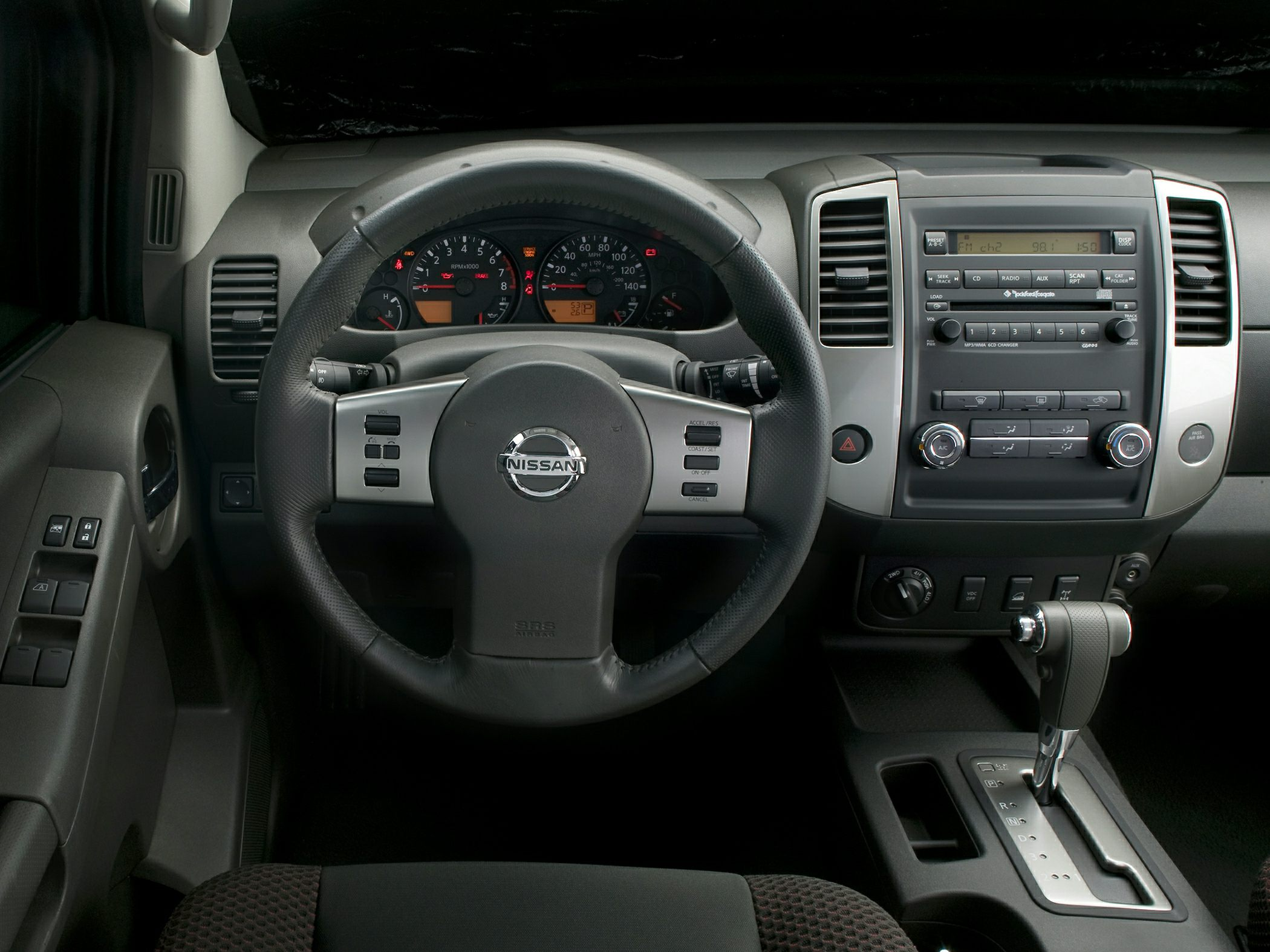 2014 nissan xterra information and photos zombiedrive 2014 nissan xterra 17 nissan xterra 17 vanachro Choice Image