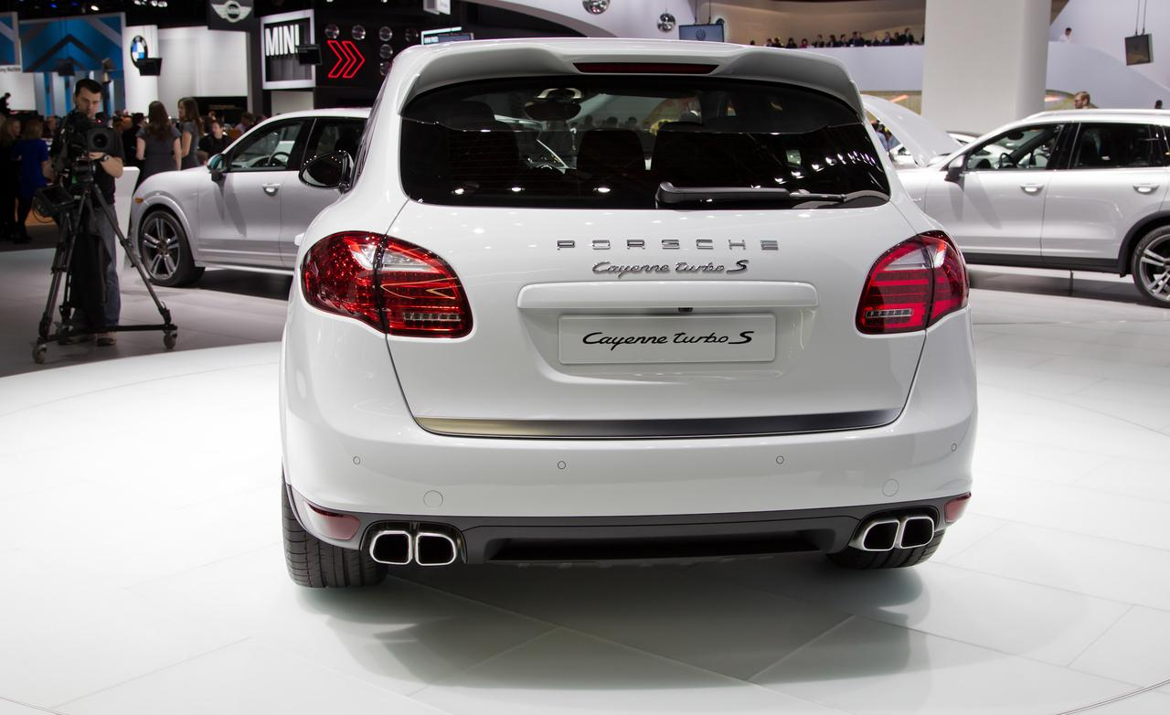 2014 Porsche Cayenne Diesel 2014 Porsche Cayenne Information And Photos Zombiedrive