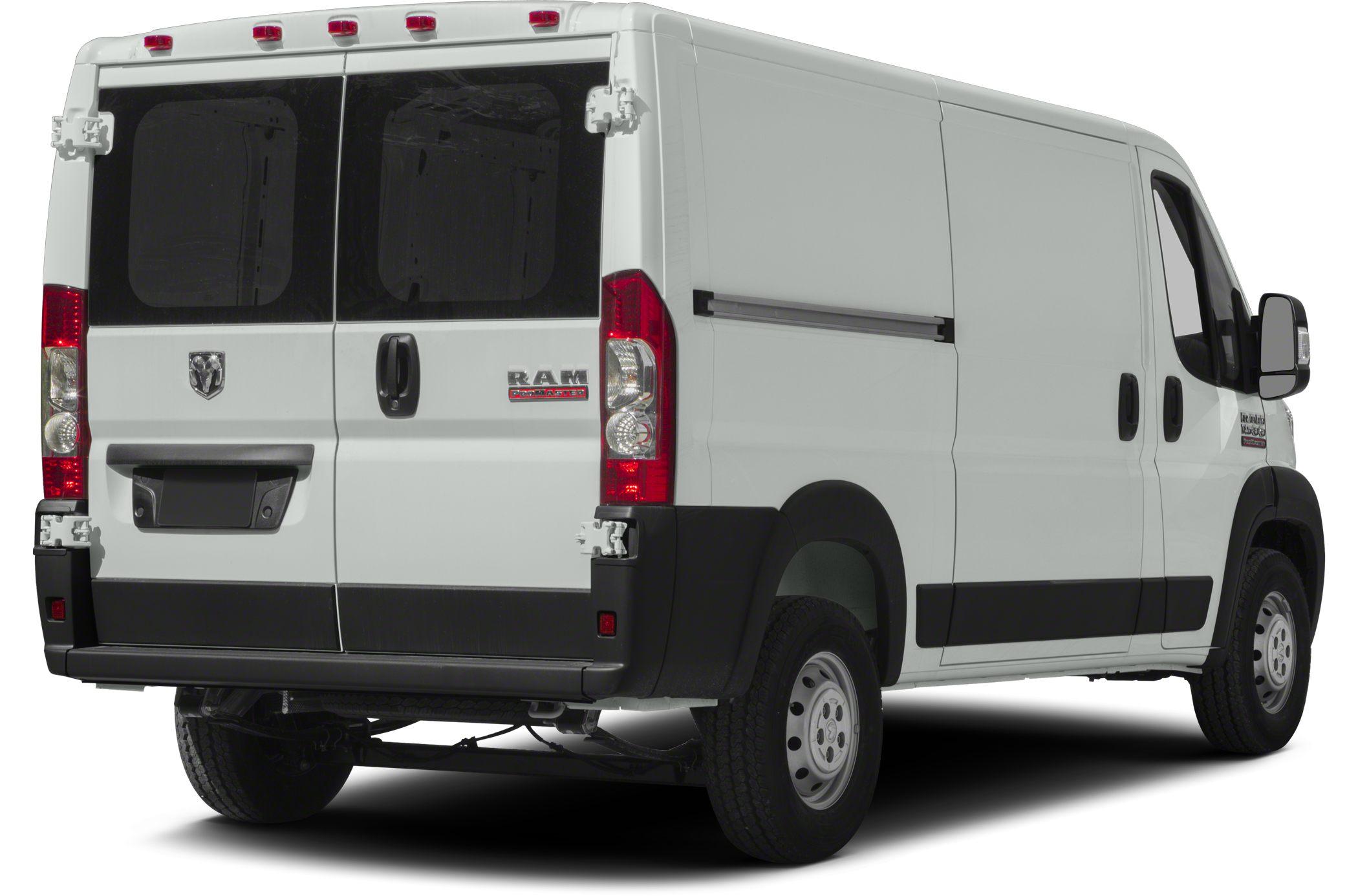 2014 Ram Promaster Cargo Van Image 10