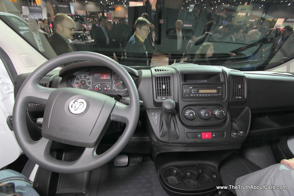 Dodge Ram Promaster >> 2014 RAM PROMASTER CARGO VAN - Image #6