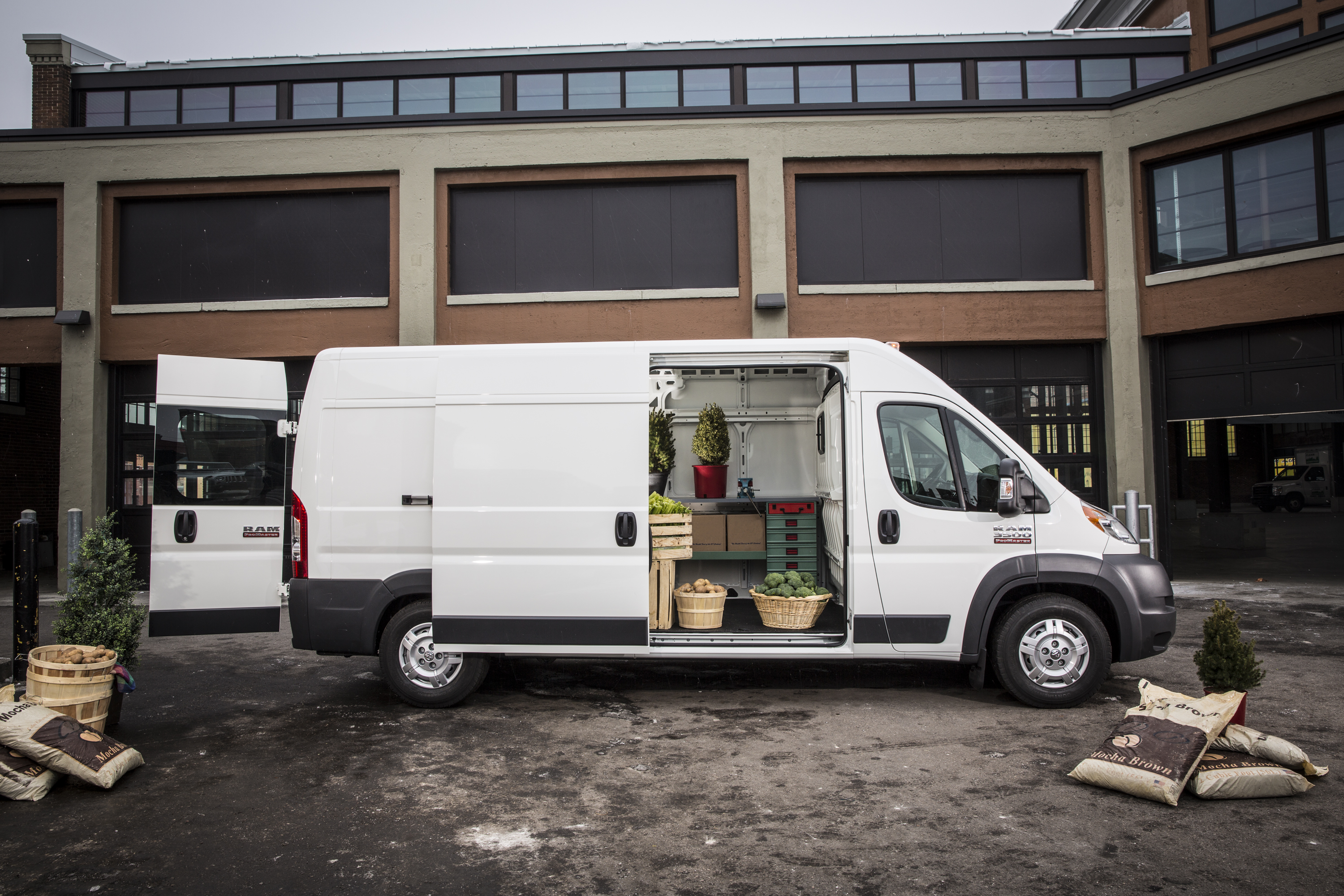 Ram Promaster Window Van #18