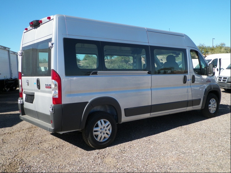 Ram Promaster Window Van #15