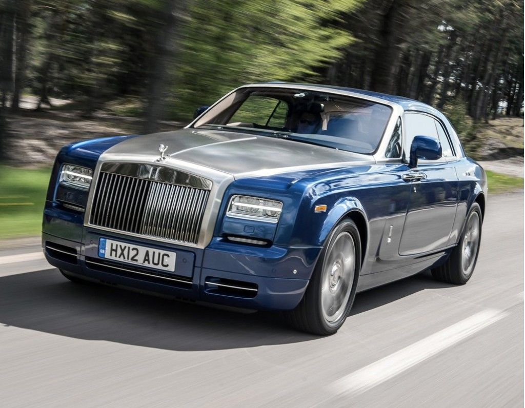 Rolls-Royce Ghost #6