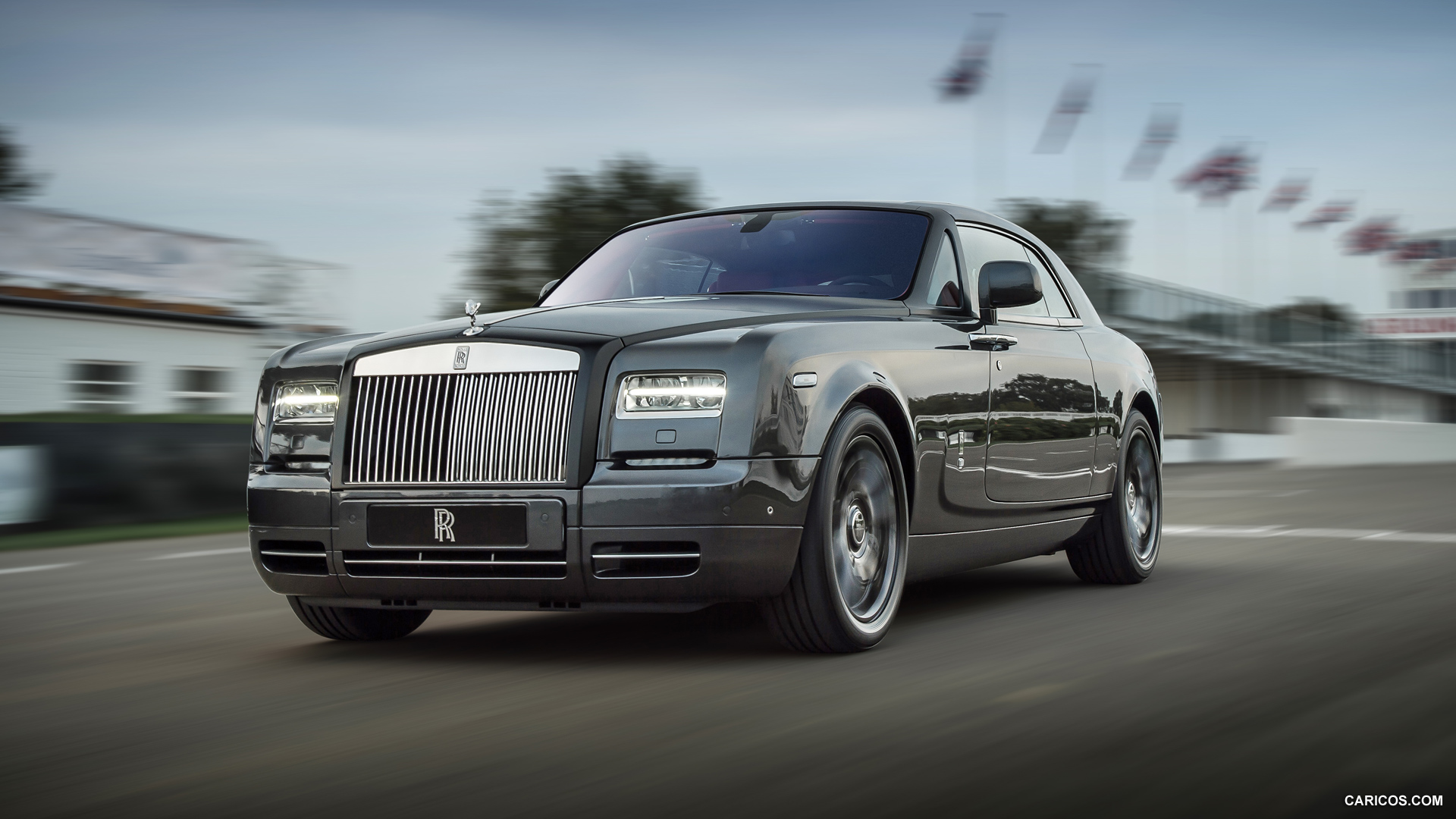Rolls-Royce Phantom Coupe #5