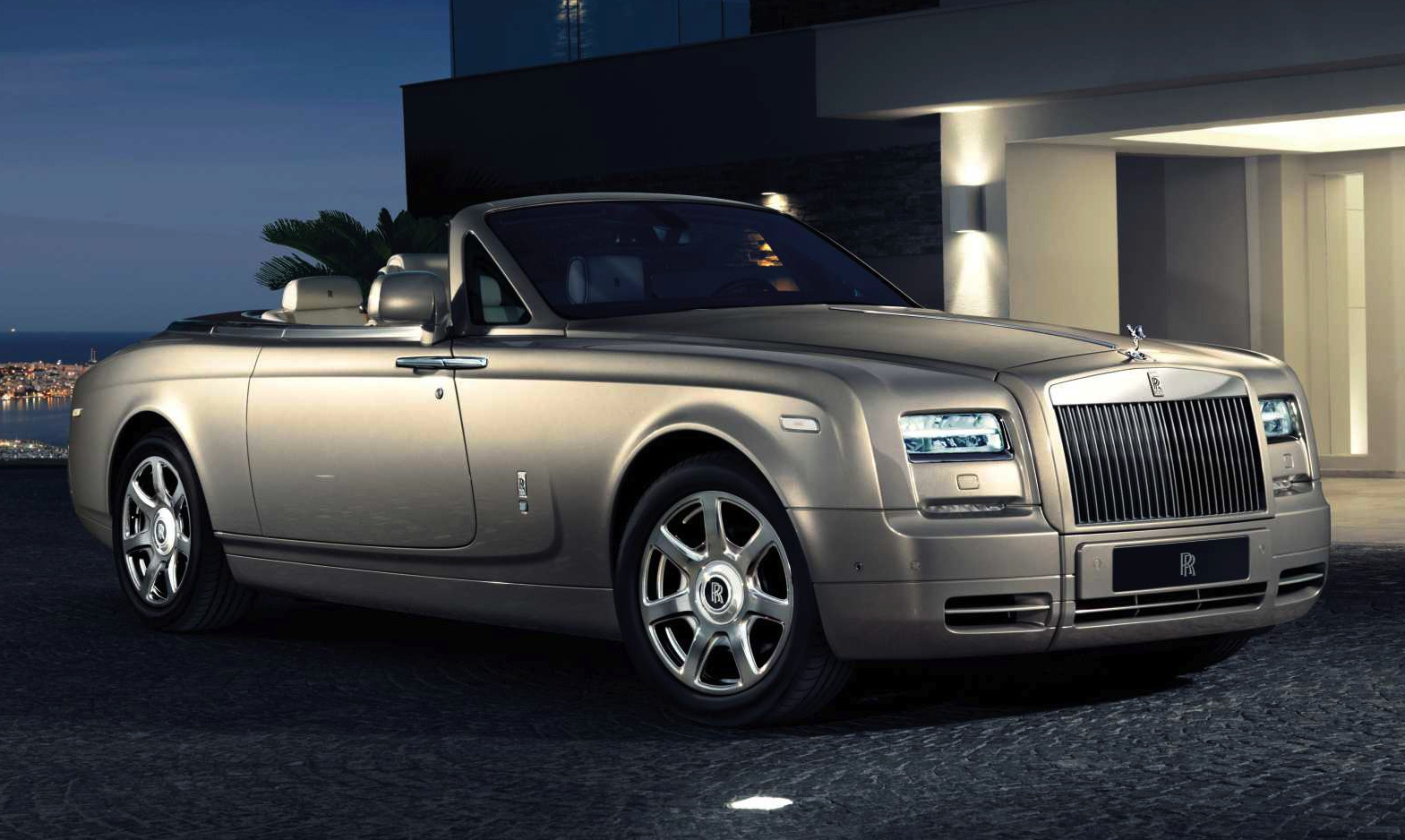 Rolls-Royce Phantom Coupe #9