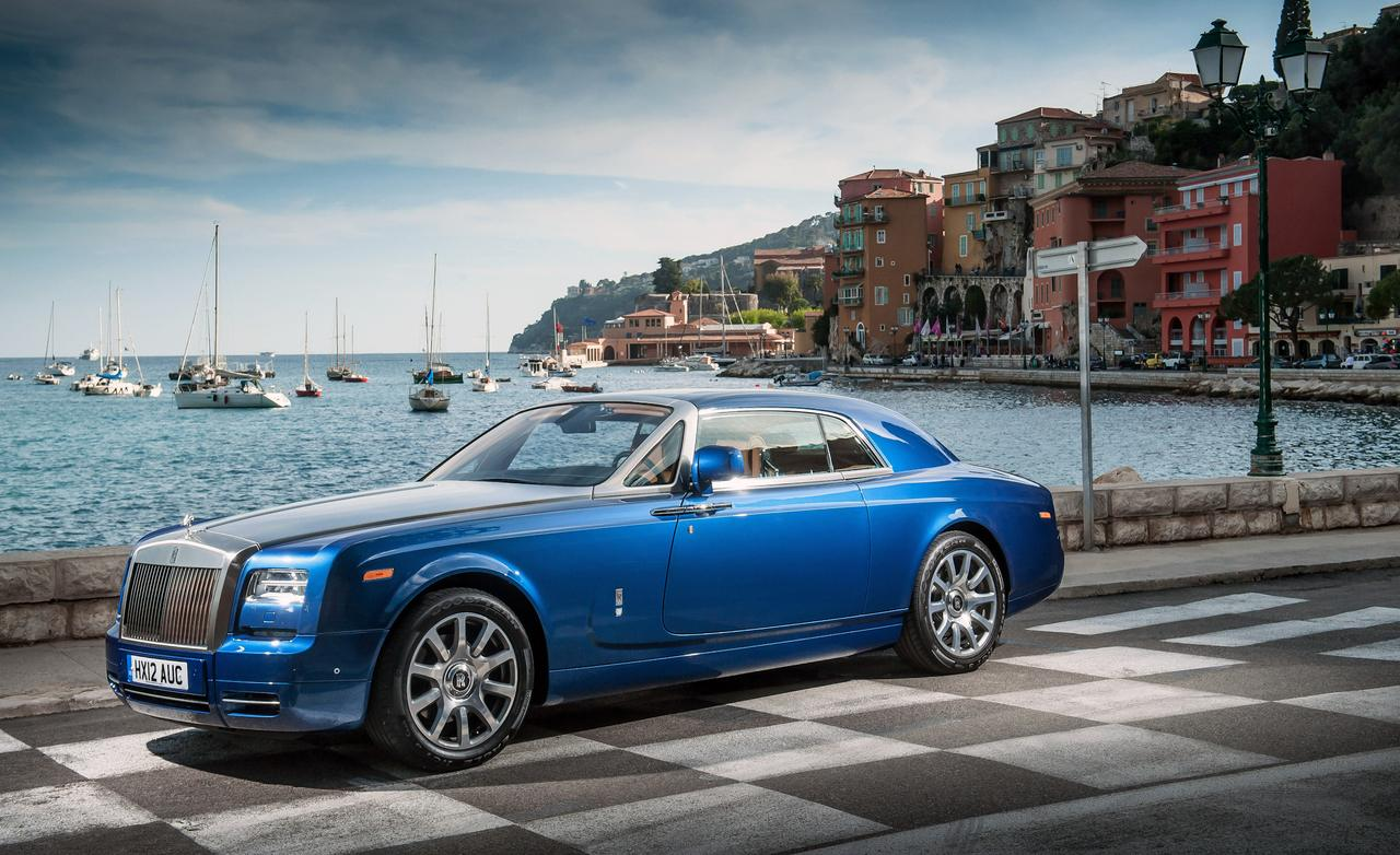 Rolls-Royce Phantom Coupe #1