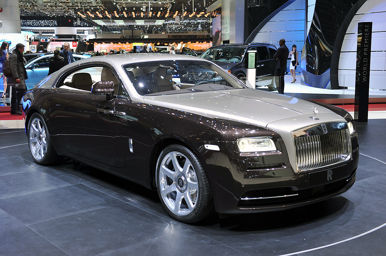 Brief Review of 2014 Rolls-Royce Wraith #2