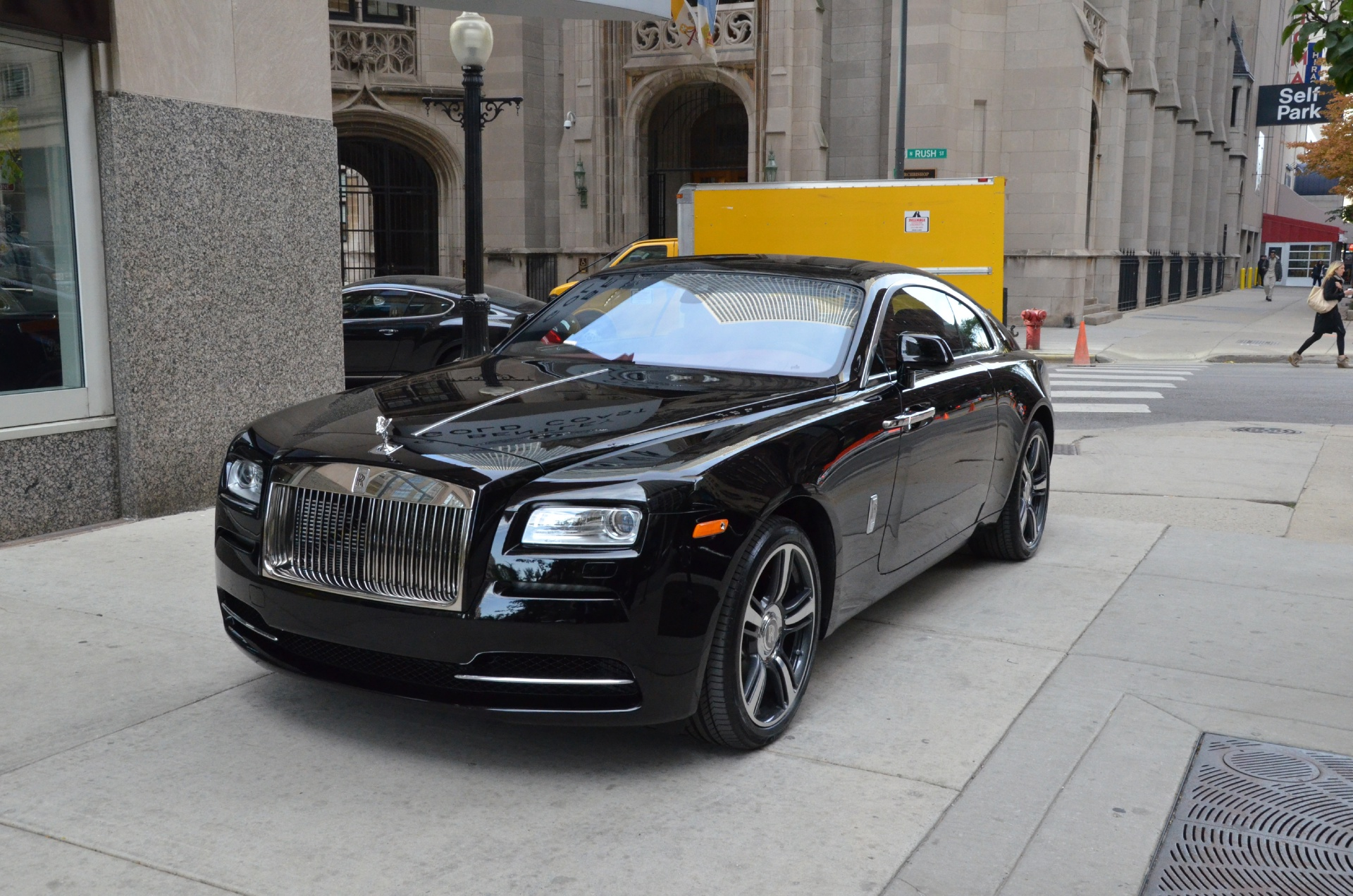 brief review of 2014 rolls-royce wraith - image #8