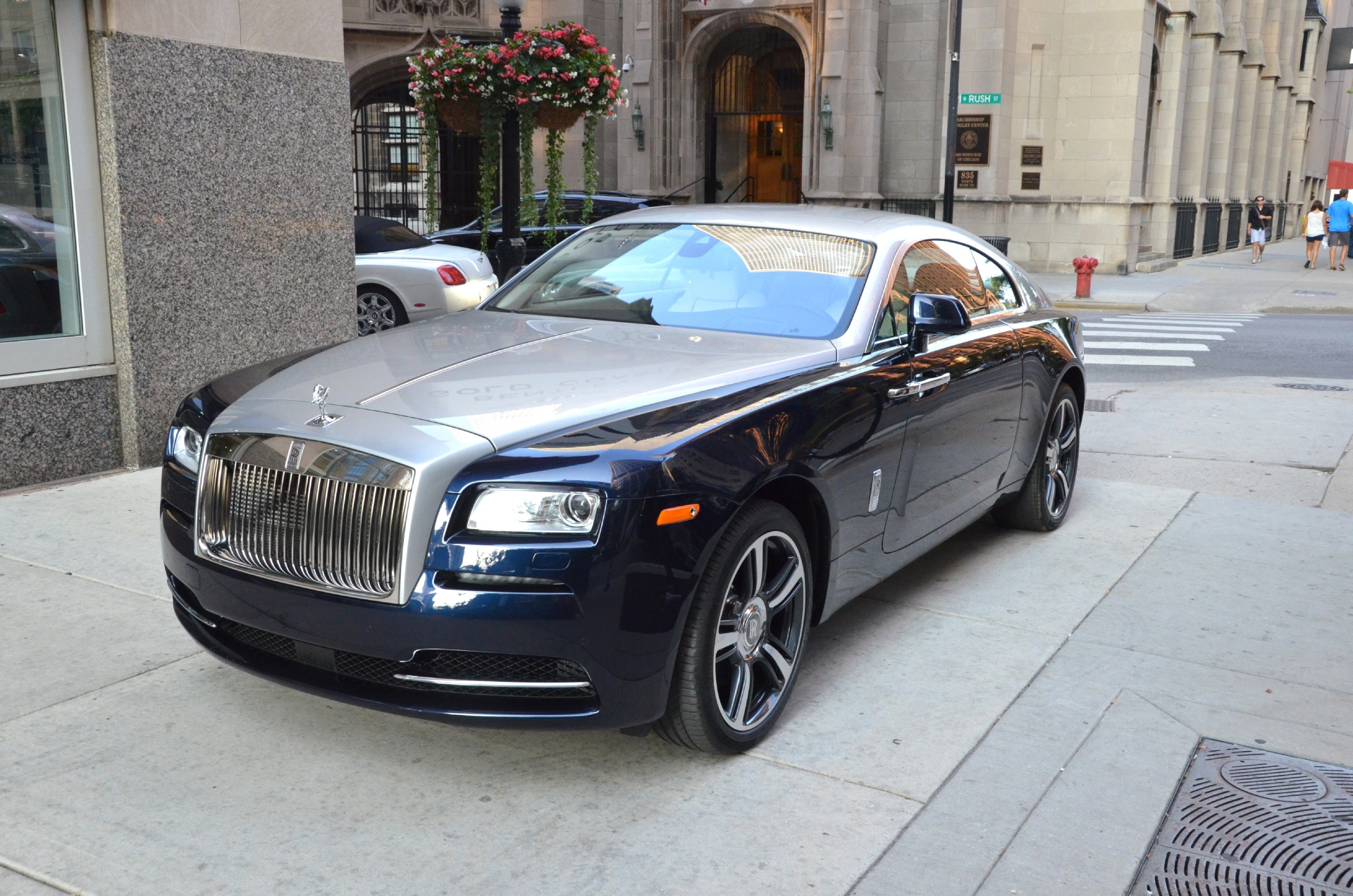 brief review of 2014 rolls-royce wraith - image #10
