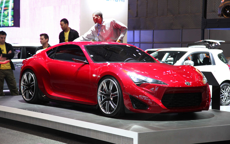 Toyota Celica 2014 >> 2014 SCION FR-S - Image #16