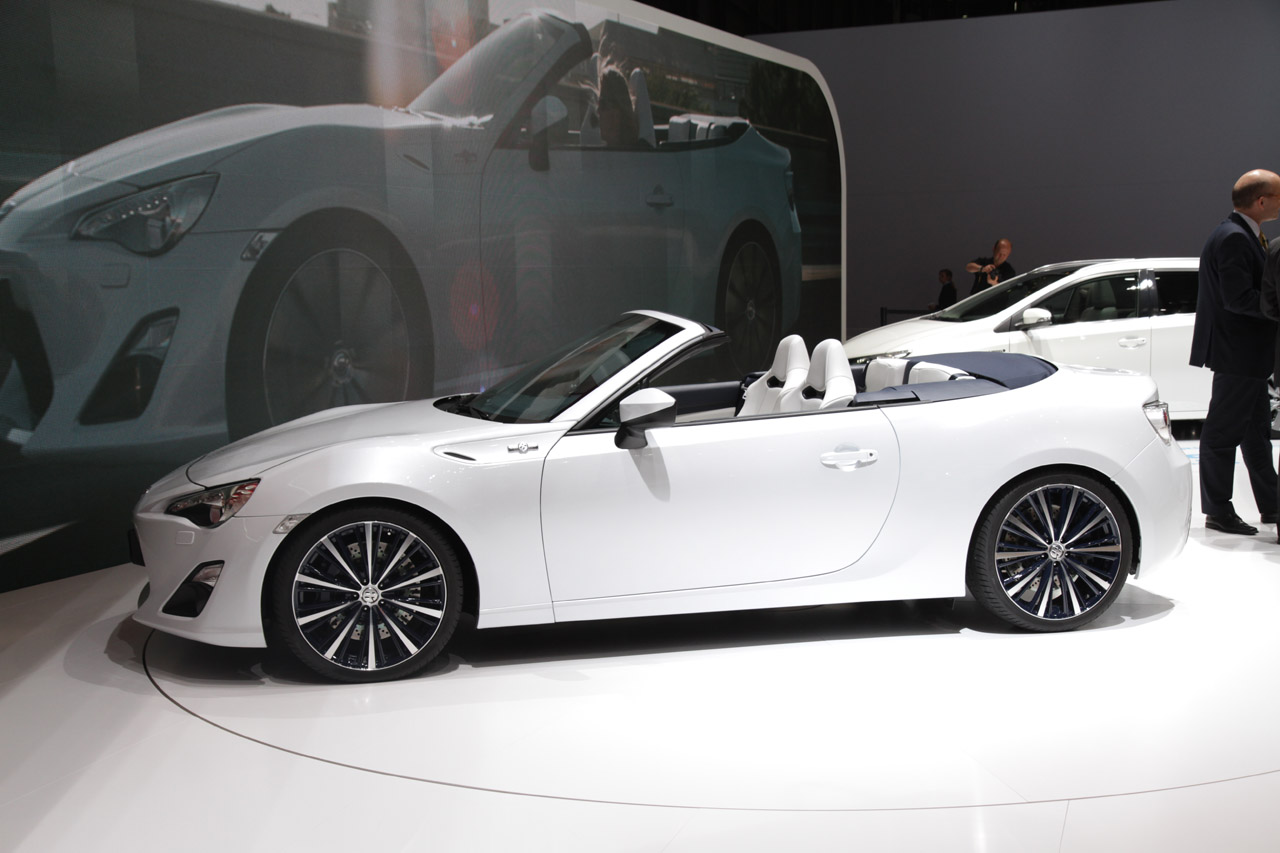 Scion FR-S Convertible #10
