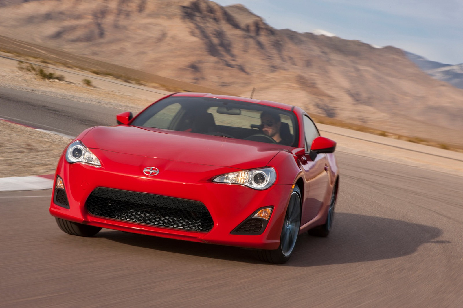 Scion FR-S Convertible #8