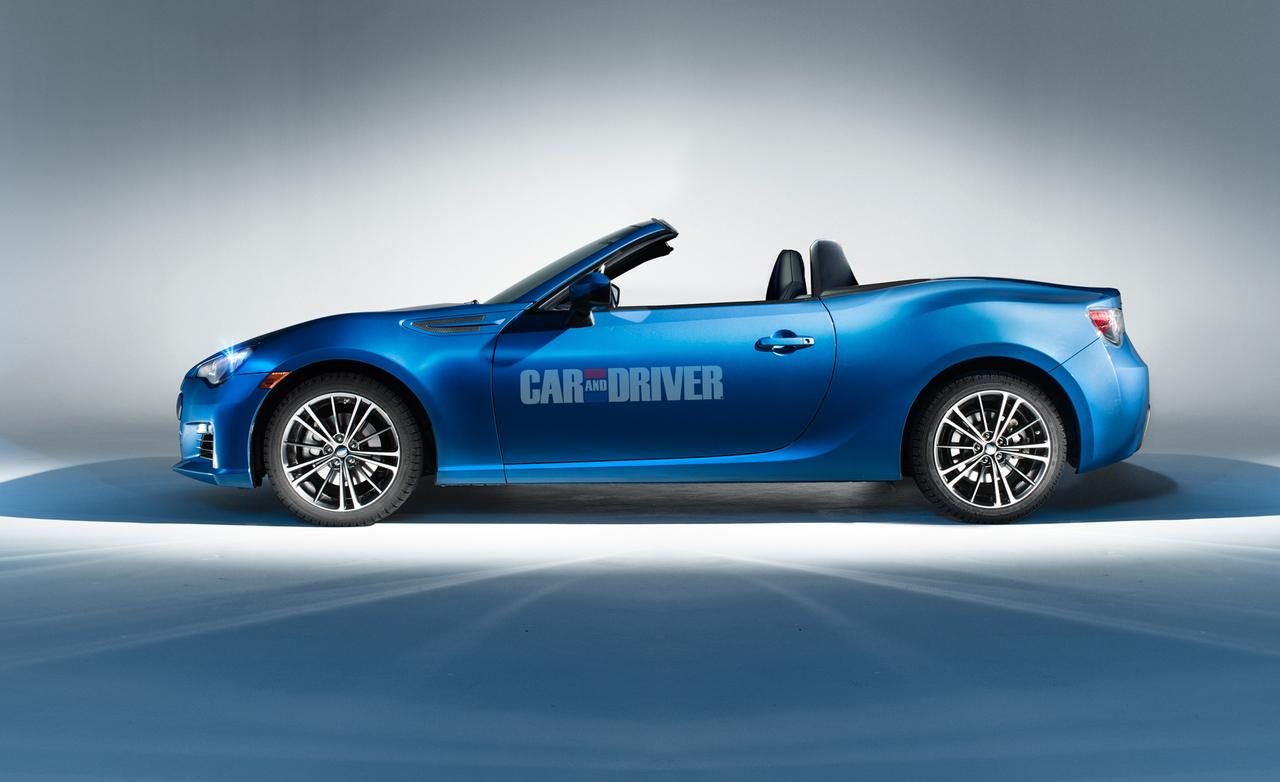 Scion FR-S Convertible #3