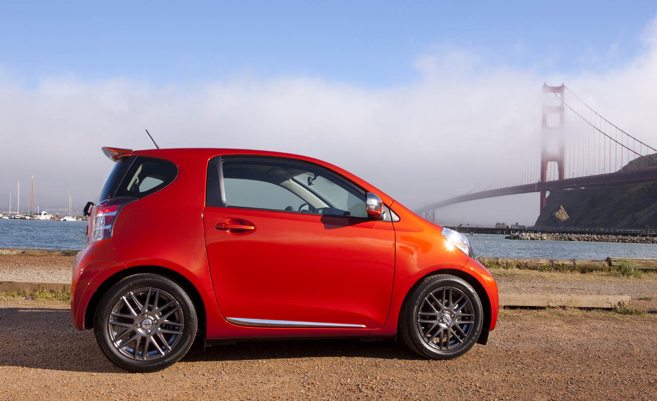 Scion iQ #10