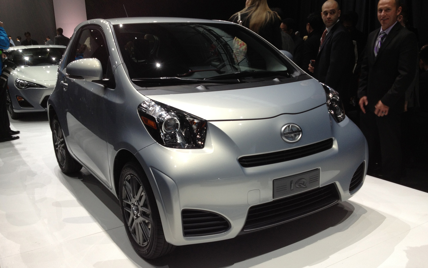 Scion iQ #21