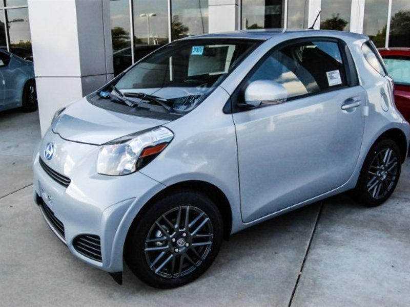 Scion iQ #14