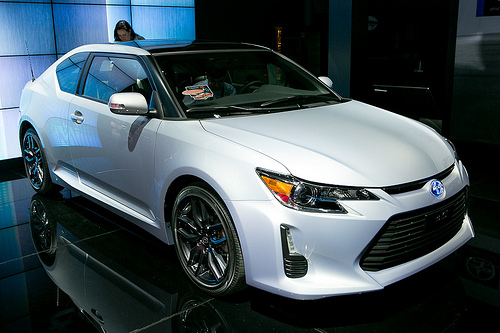 Scion tC #21