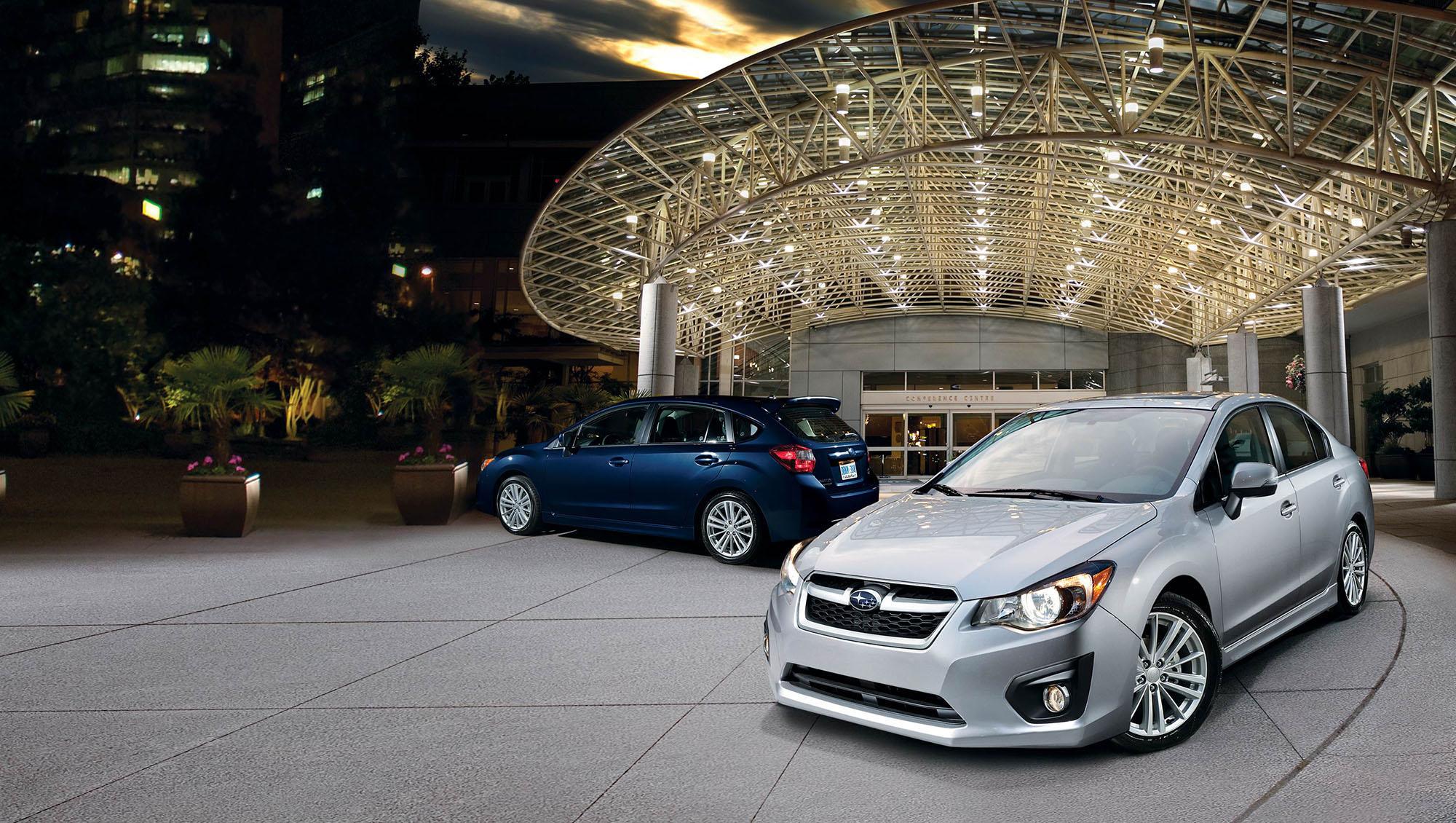2014 Subaru Impreza Image 14