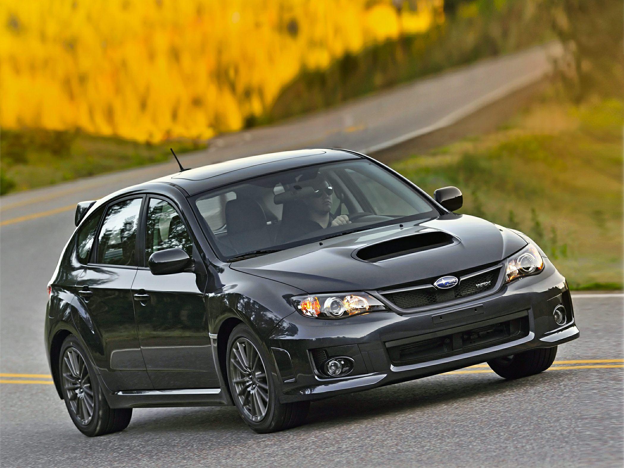 2014 Subaru Impreza Wrx Image 16