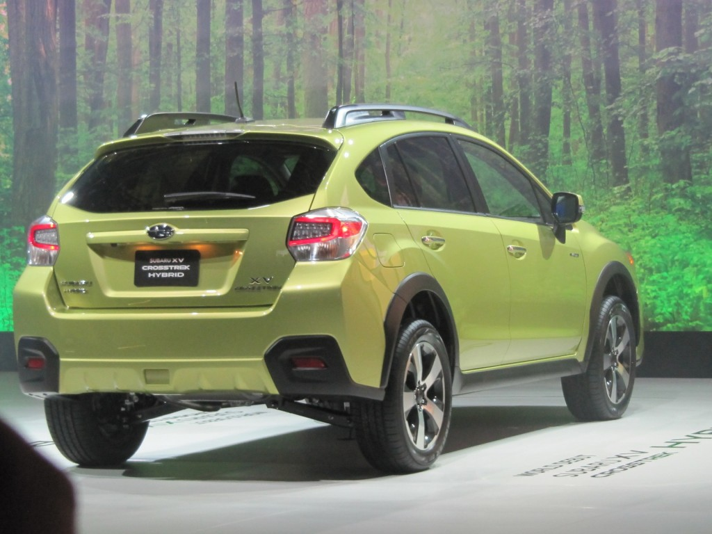 2014 subaru xv crosstrek image 24. Black Bedroom Furniture Sets. Home Design Ideas