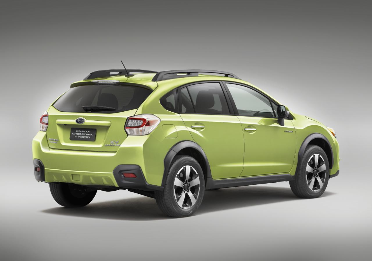 2014 subaru xv crosstrek - information and photos - zombiedrive