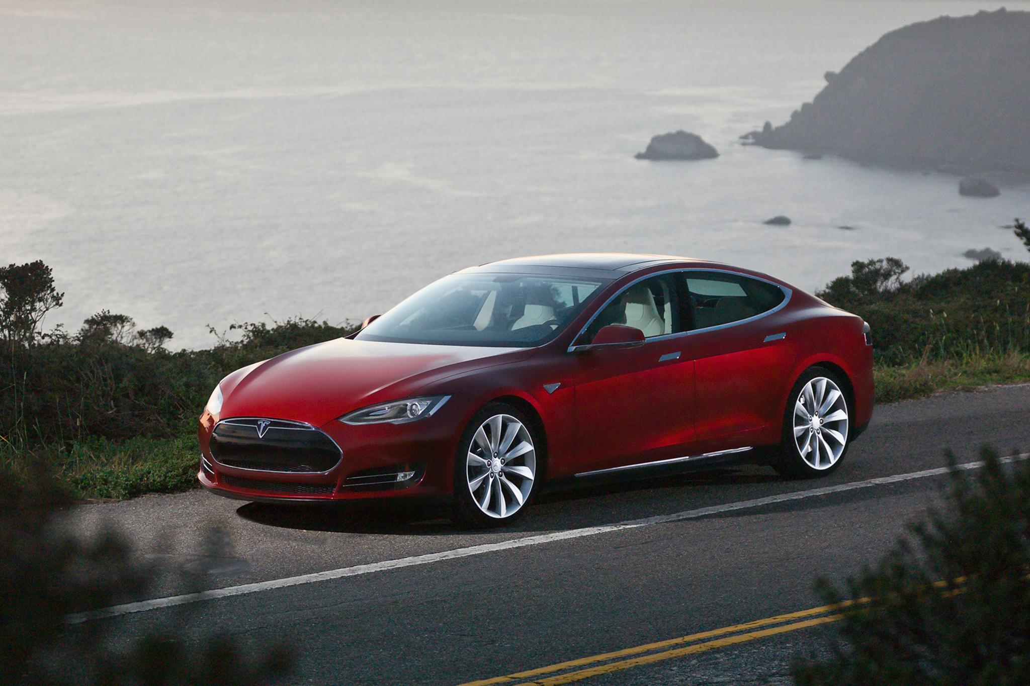 ... Tesla Model S #20