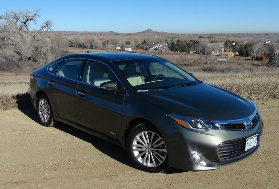 2014 Toyota Avalon Hybrid.html   Autos Post