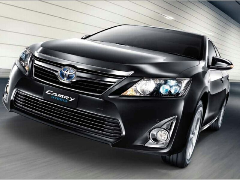 2014 Toyota Camry Hybrid #21 Toyota Camry Hybrid #21